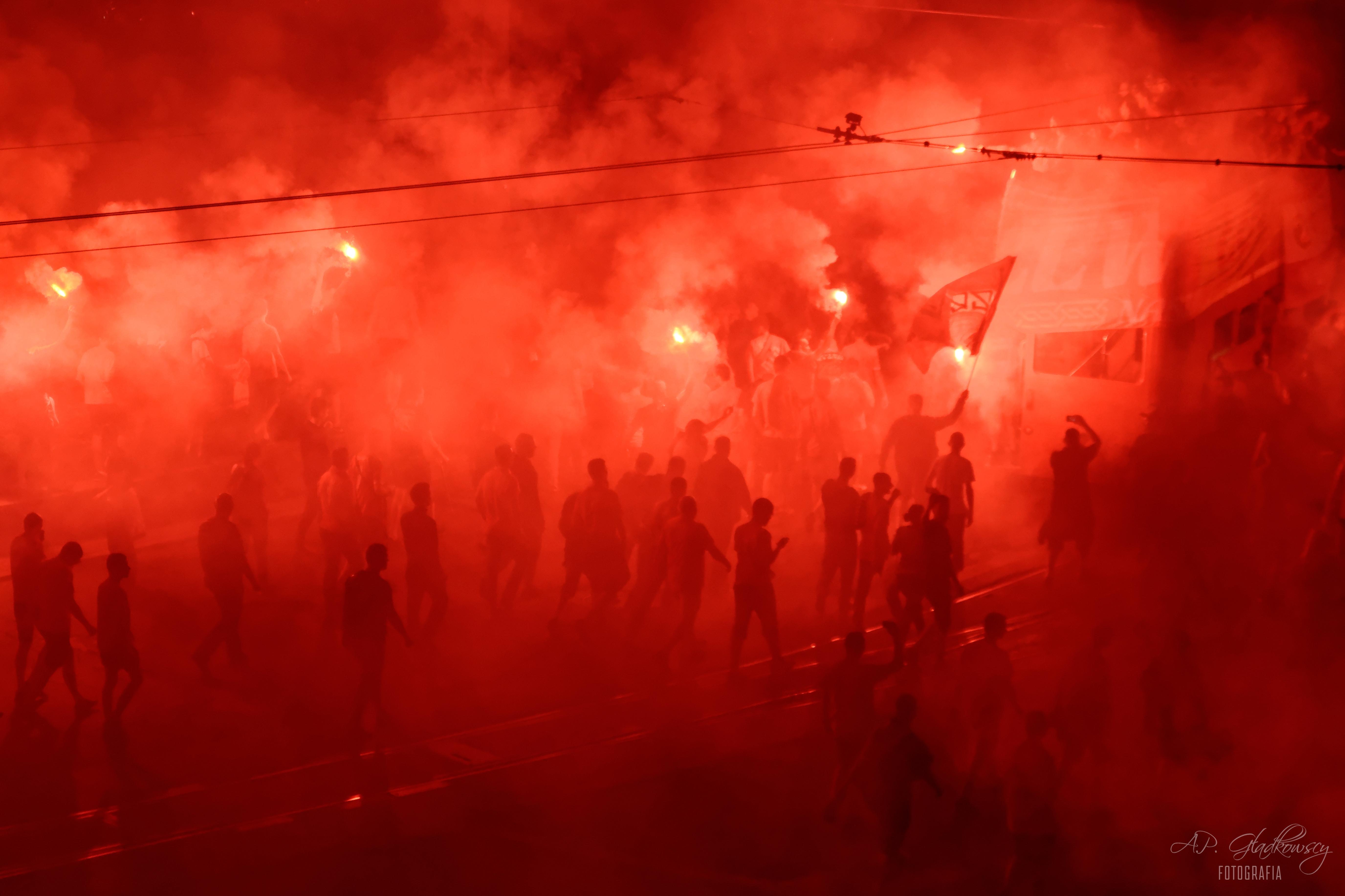 Defilada Widzew 2016 AP Gładkowscy (14)