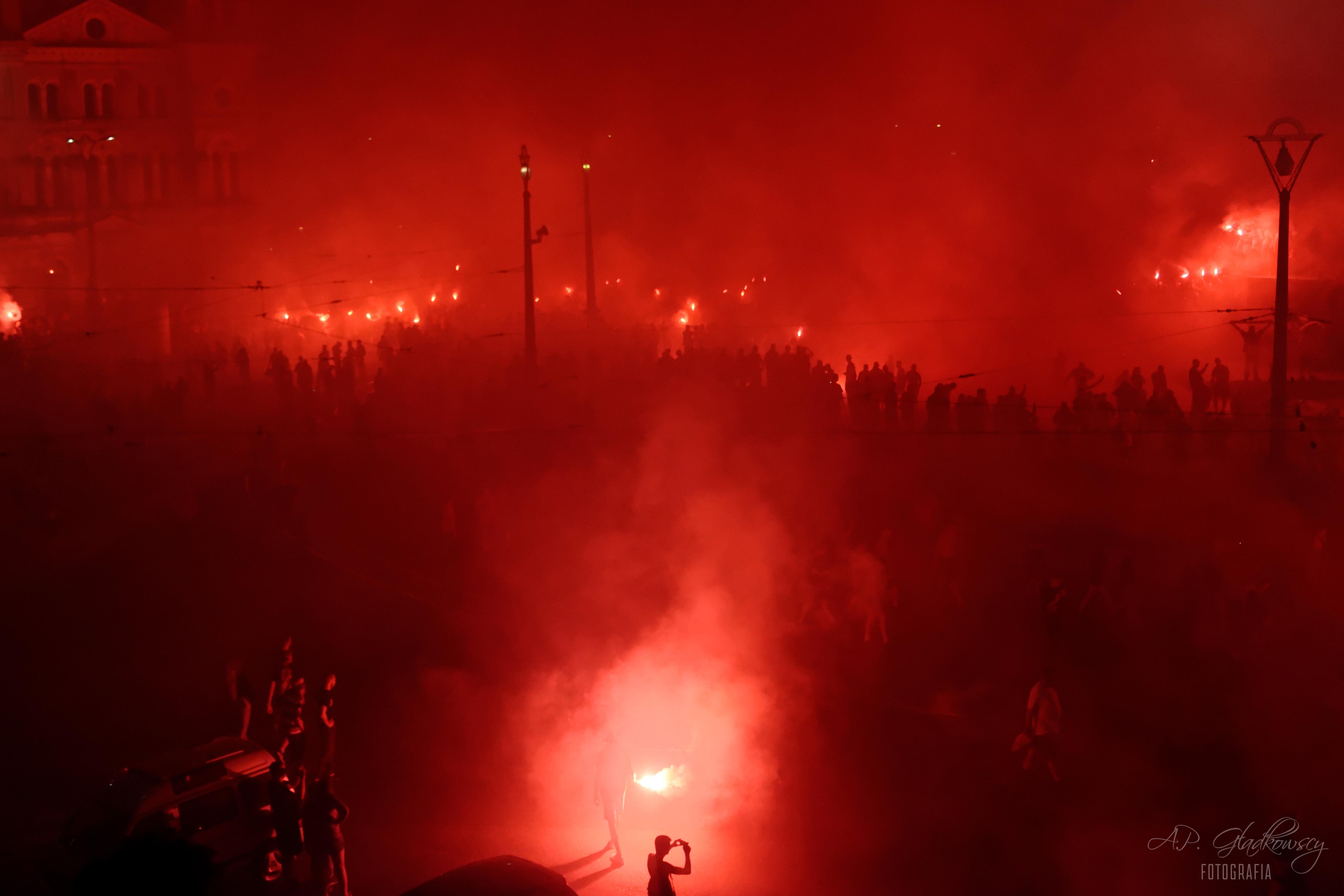 Defilada Widzew 2016 AP Gładkowscy (15)
