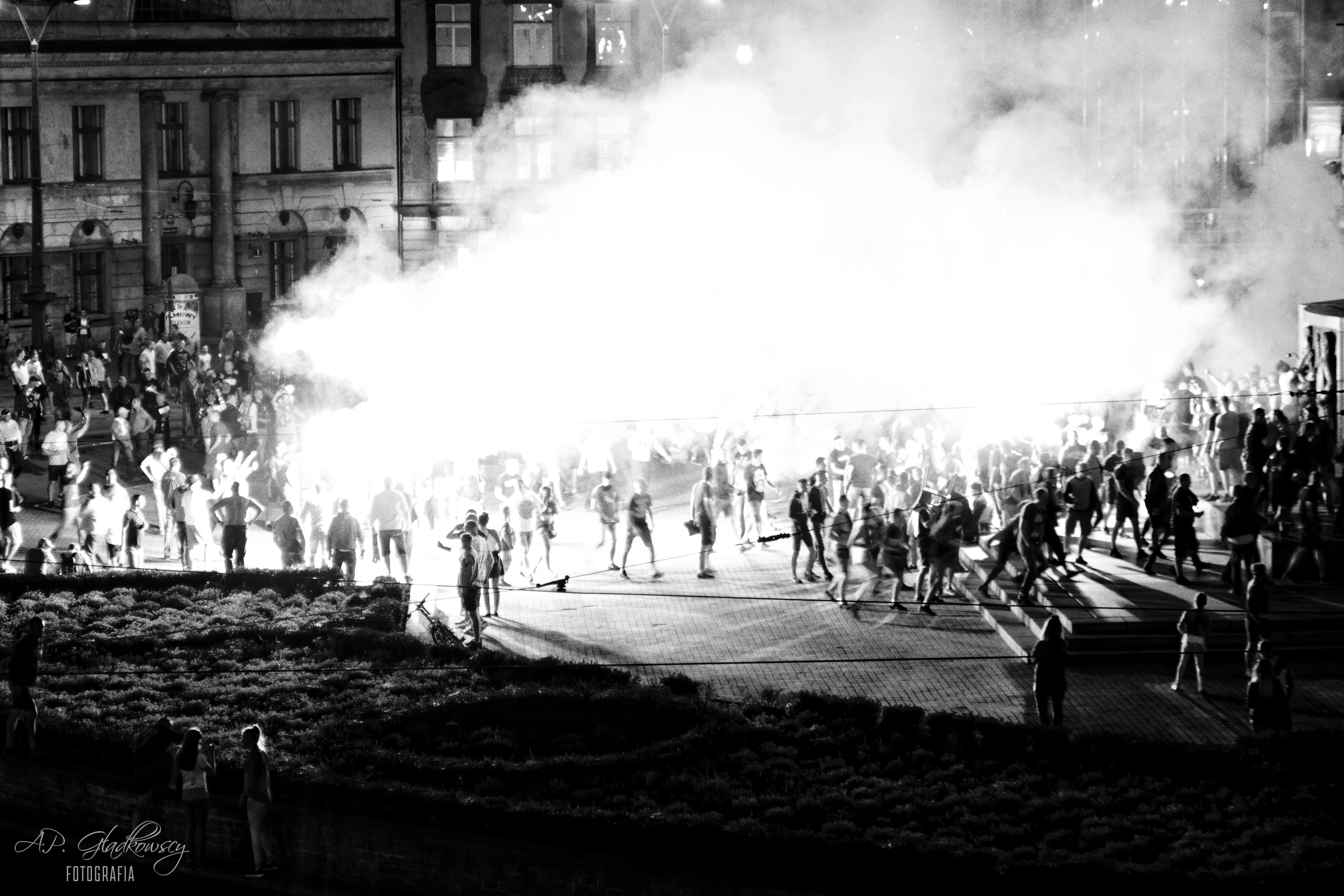 Defilada Widzew 2016 AP Gładkowscy (2)