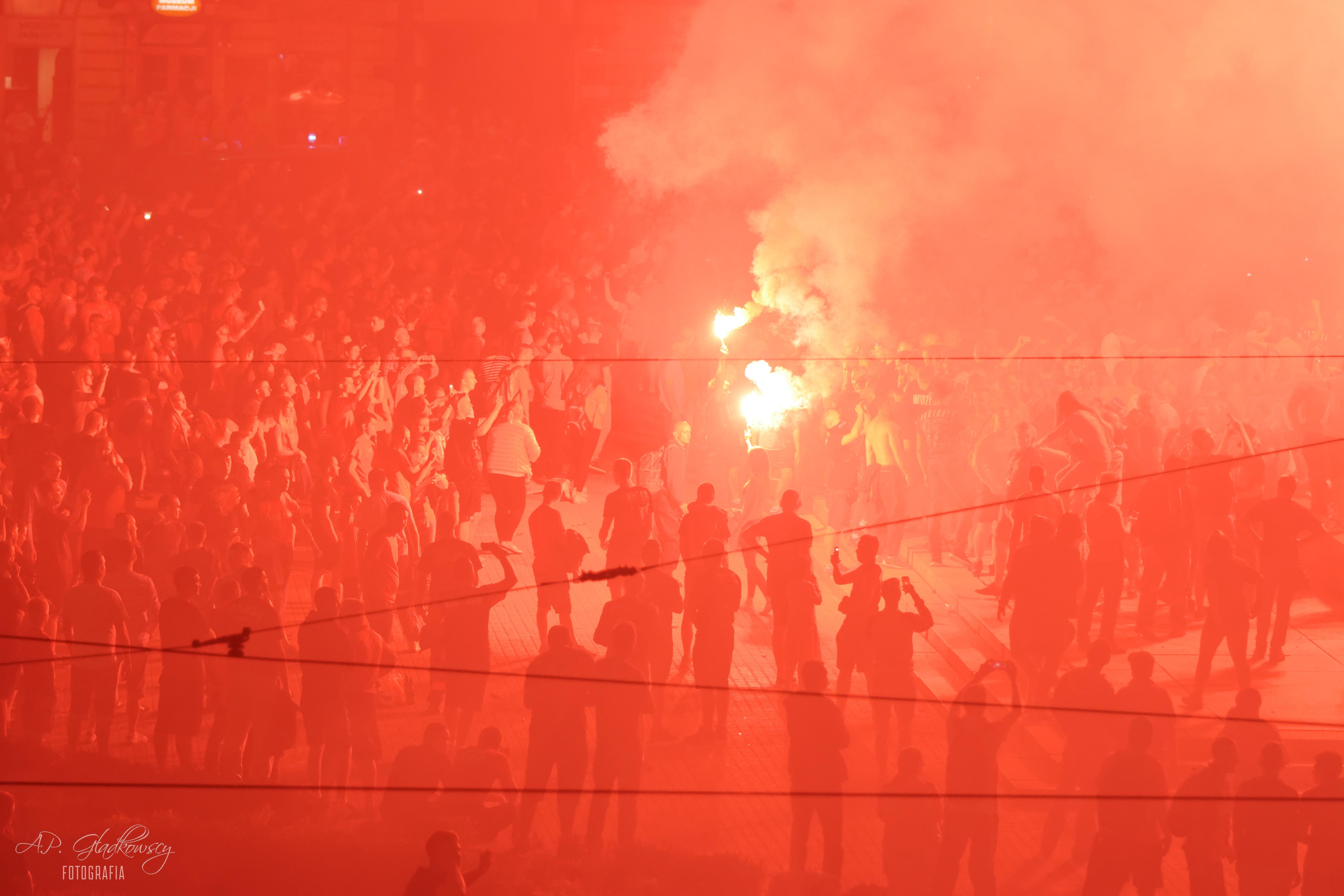 Defilada Widzew 2016 AP Gładkowscy (26)