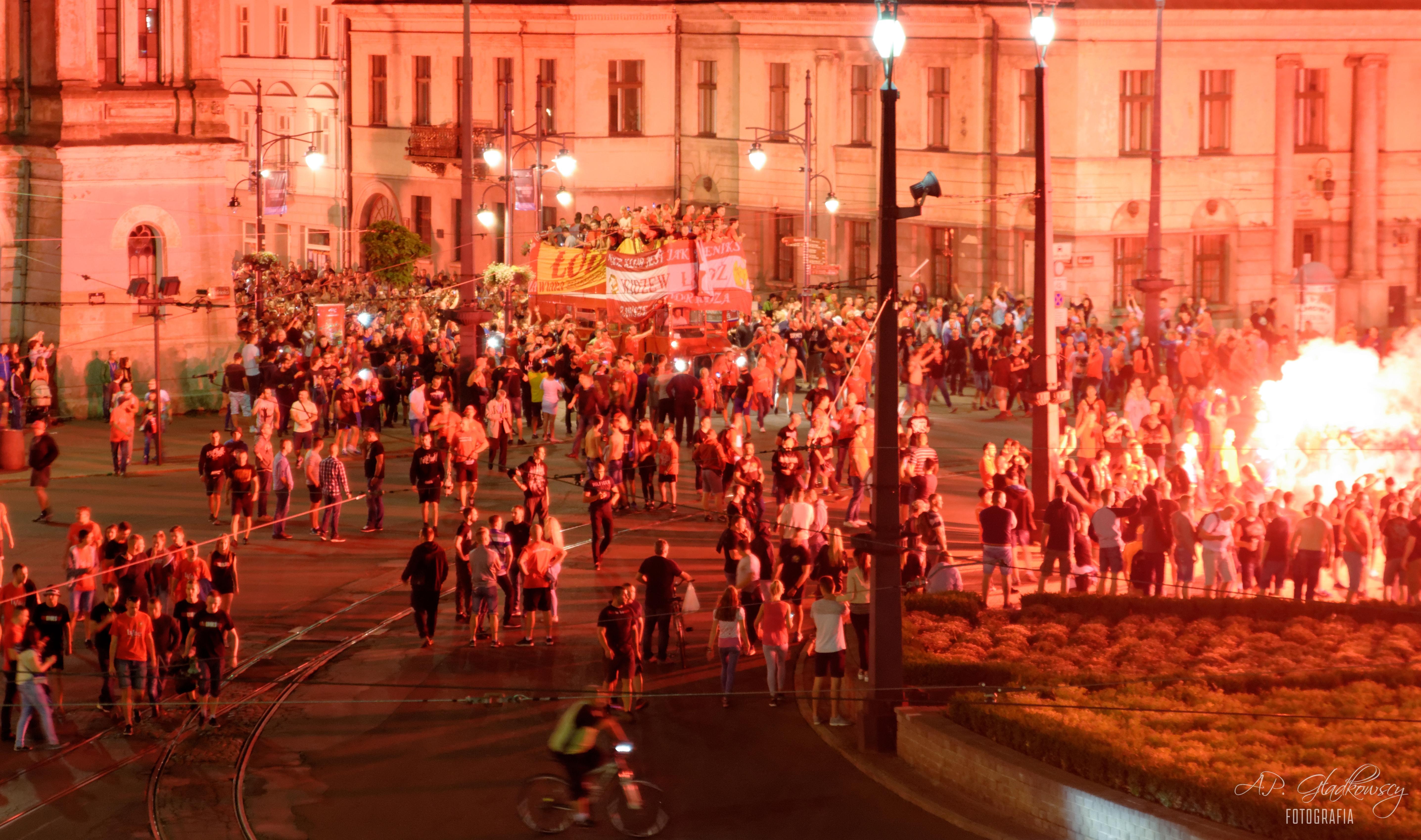 Defilada Widzew 2016 AP Gładkowscy (3)