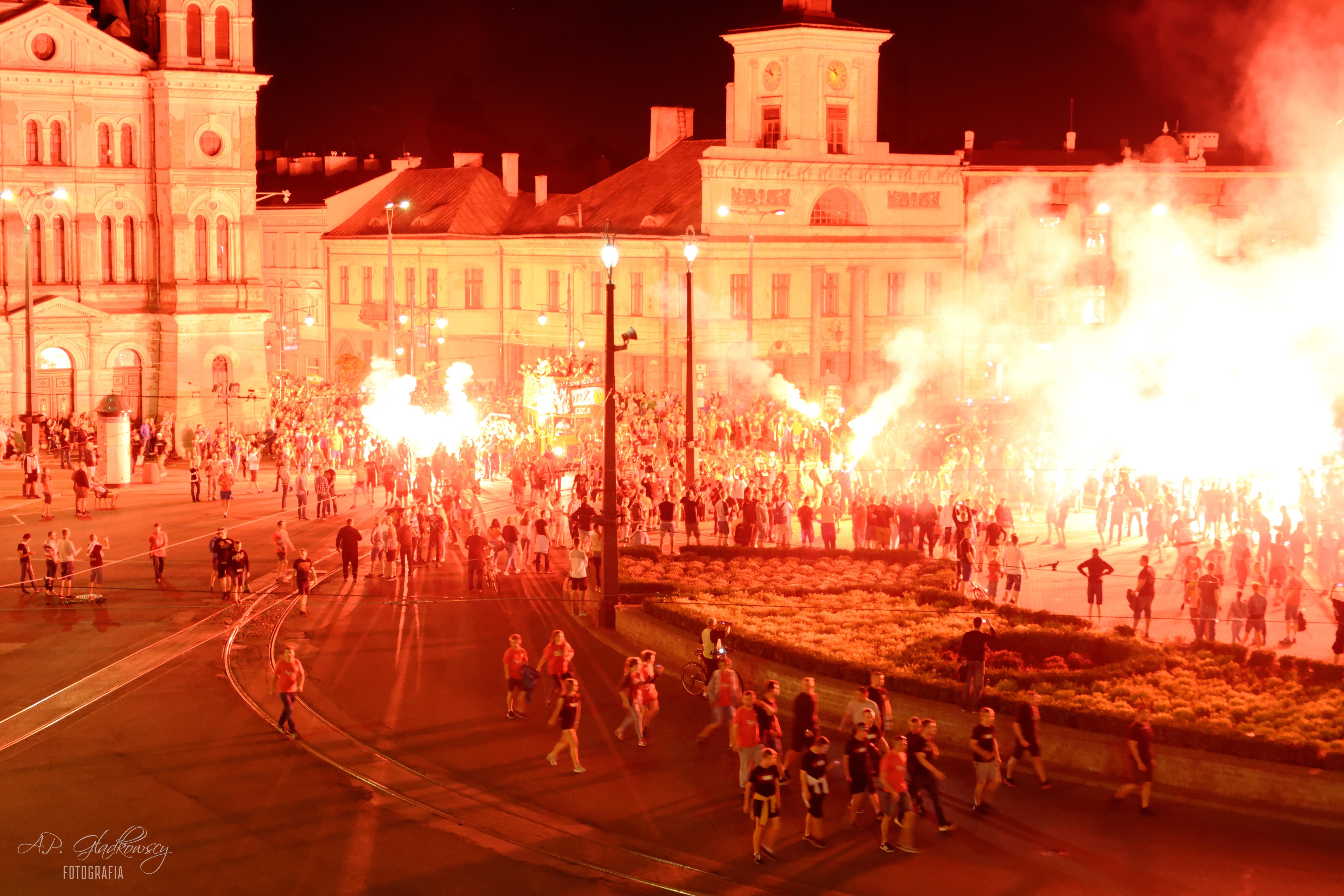 Defilada Widzew 2016 AP Gładkowscy (4)