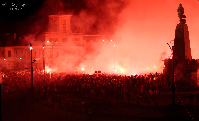 Defilada Widzew 2016 AP Gładkowscy (46)