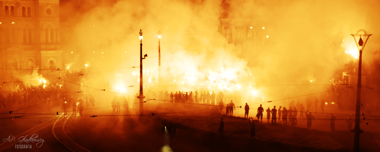 Defilada Widzew 2016 AP Gładkowscy (6)