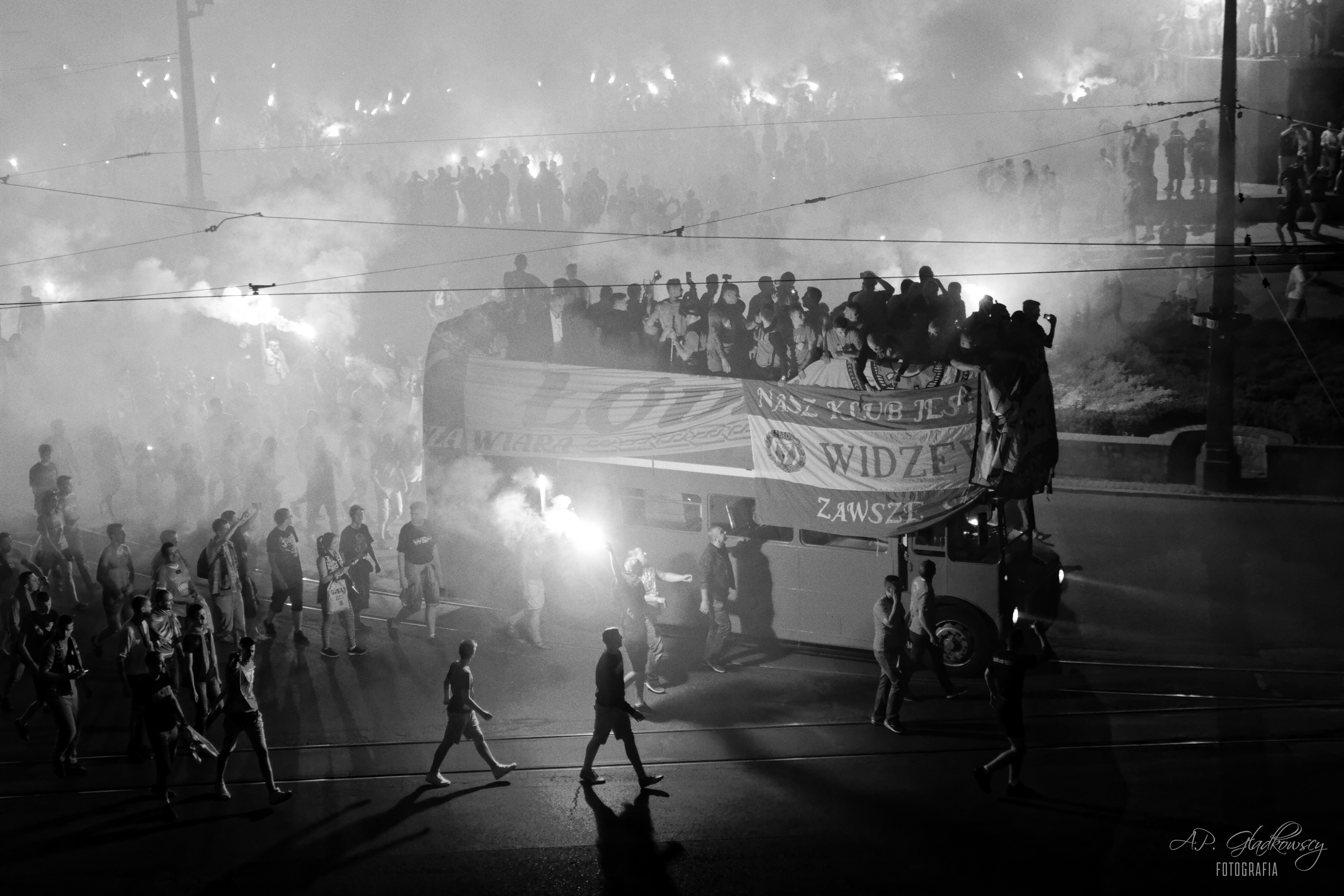Defilada Widzew 2016 AP Gładkowscy (9)