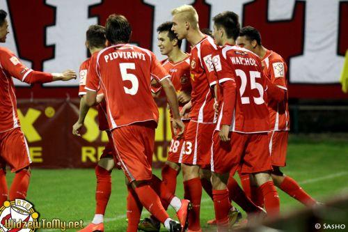 Relacja z boiska: Widzew Łódź - GKS Tychy 1:1 (0:1)