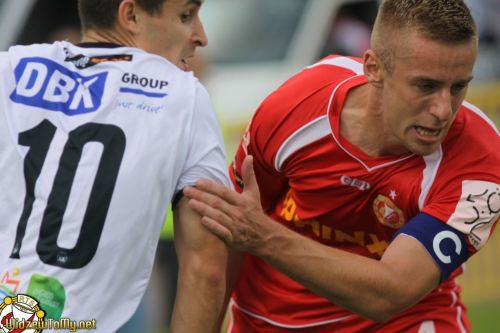 Relacja z boiska: Widzew Łódź - Stomil Olsztyn 0:0
