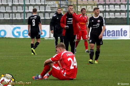 Relacja z meczu: Widzew Łódź - Bytovia Bytów 0:1 (0:0)