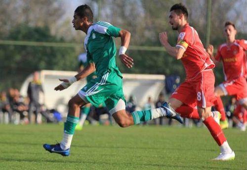 Widzew Łódź - Al-Ahli Tripoli 1:2 (0:1)
