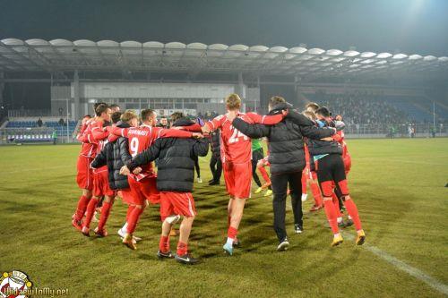 Stomil Olsztyn - Widzew Łódź 1:3 (0:0)