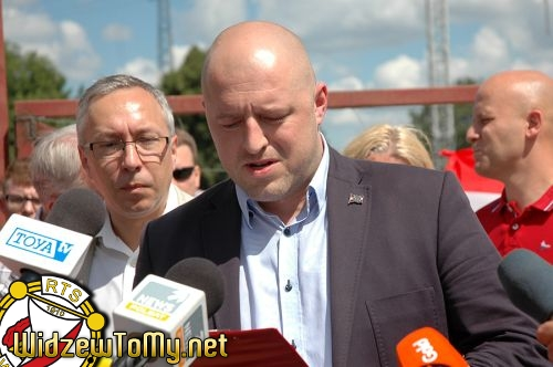 Nowy Prezes RTS Widzew: