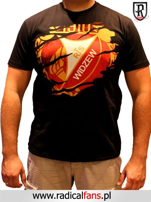 Koszulki WIDZEW NIGDY NIE ZGINIE - ostatnia dogrywka