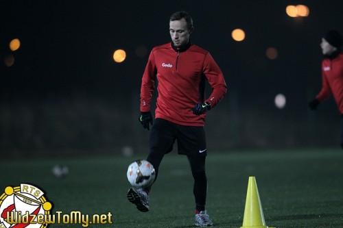 Kamil_Tlaga_trening