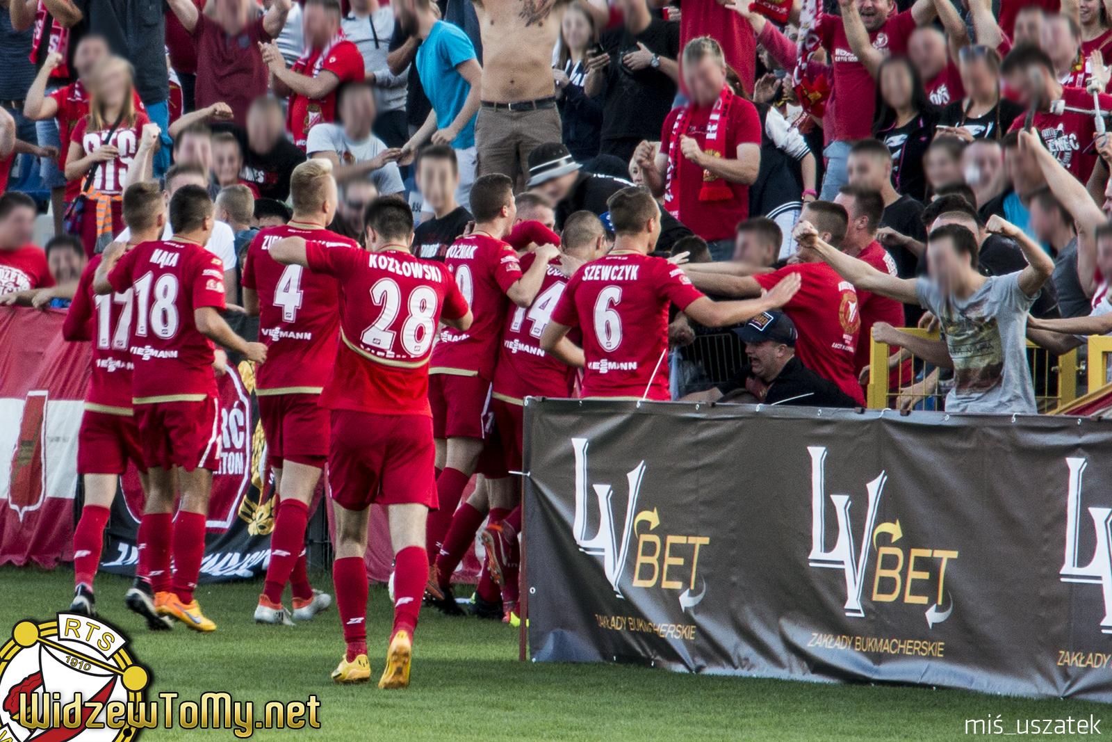 Widzew Łódź - Concordia Elbląg 2:1 (0:1)
