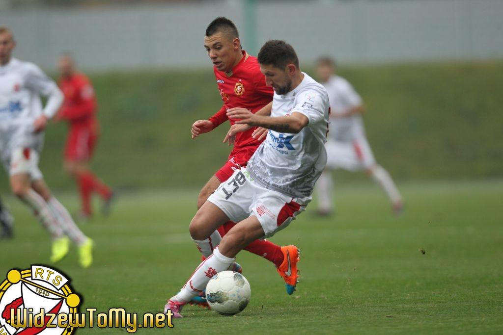 ŁKS Łódź - Widzew Łódź 2:2 (1:0)