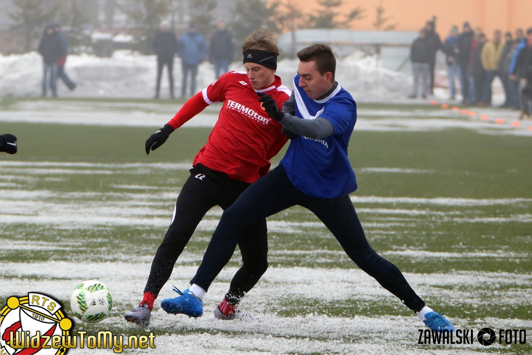 Widzew Łódź - Zjednoczeni Stryków 4:0 (2:0)