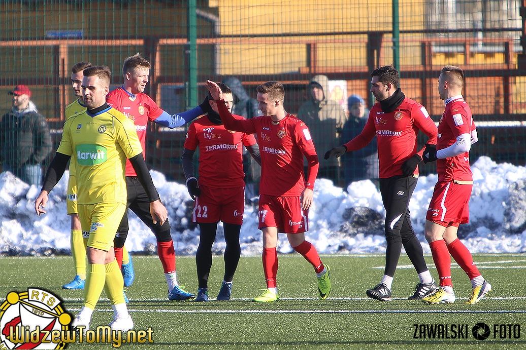 Elana Toruń - Widzew Łódź 0:2 (0:2)