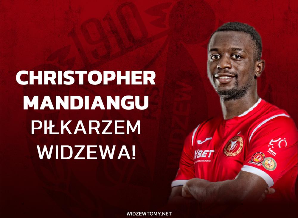 Trzeci nowy piłkarz podpisał kontrakt z Widzewem!