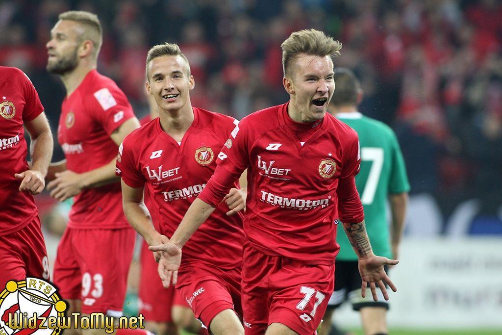 Widzew Łódź - Pelikan Łowicz 2:1 (0:0)