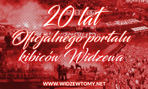 Okrągły jubileusz WTM! Portal kibiców ma już 20 lat!