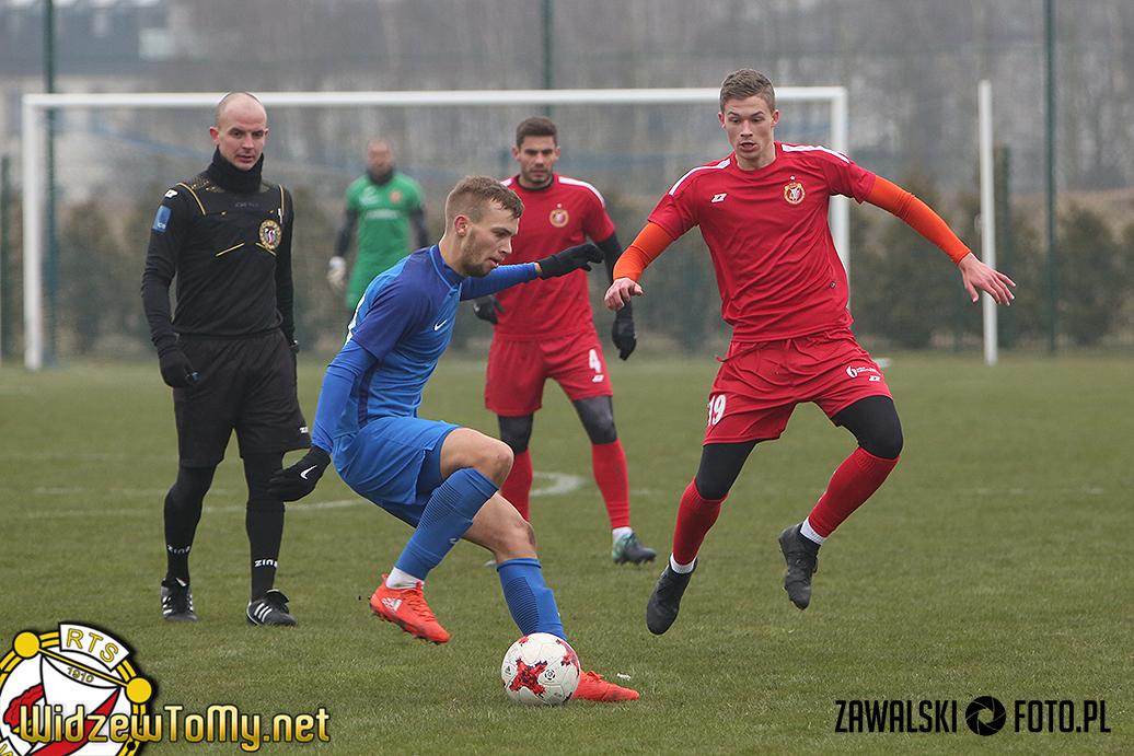 Widzew Łódź - Górnik Konin 5:0 (3:0)