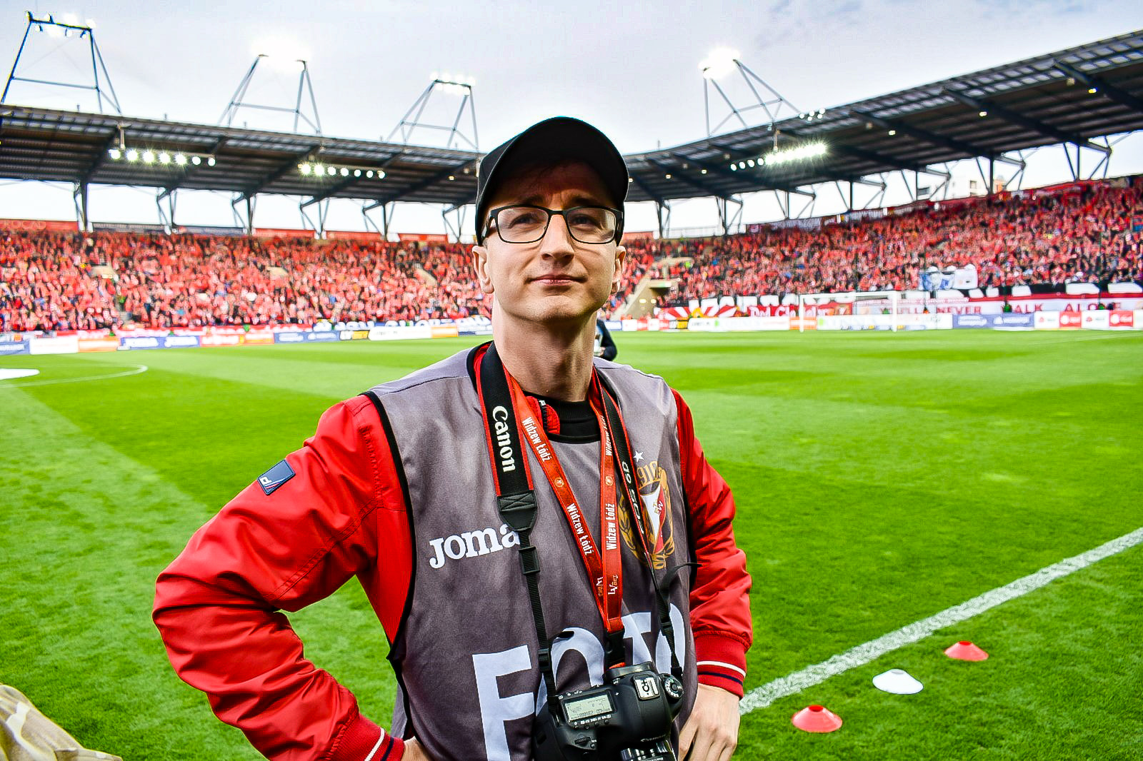 Zbiórka na obiektyw sportowy dla naszego fotografa!