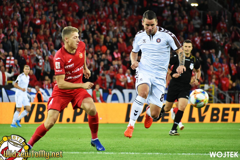 Widzew Łódź - Garbarnia Kraków 1:1 (0:0)