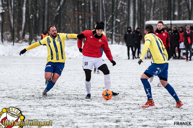 Widzew Łódź - Elana Toruń 1:2 (0:2)