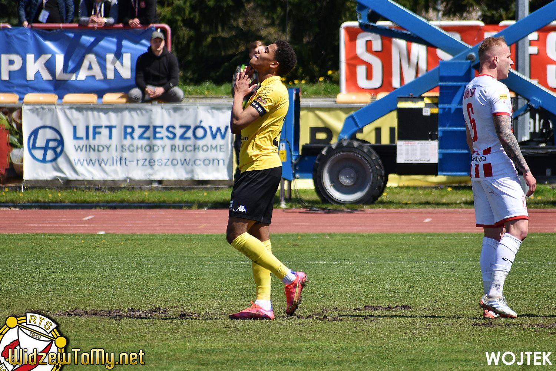 Resovia - Widzew Łódź 2:0 (1:0)