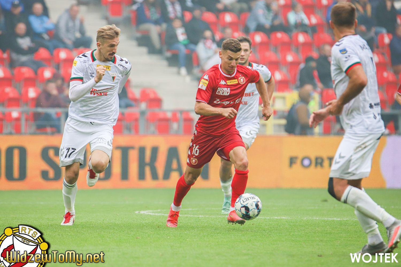 GKS Tychy - Widzew Łódź 1:1 (0:0)